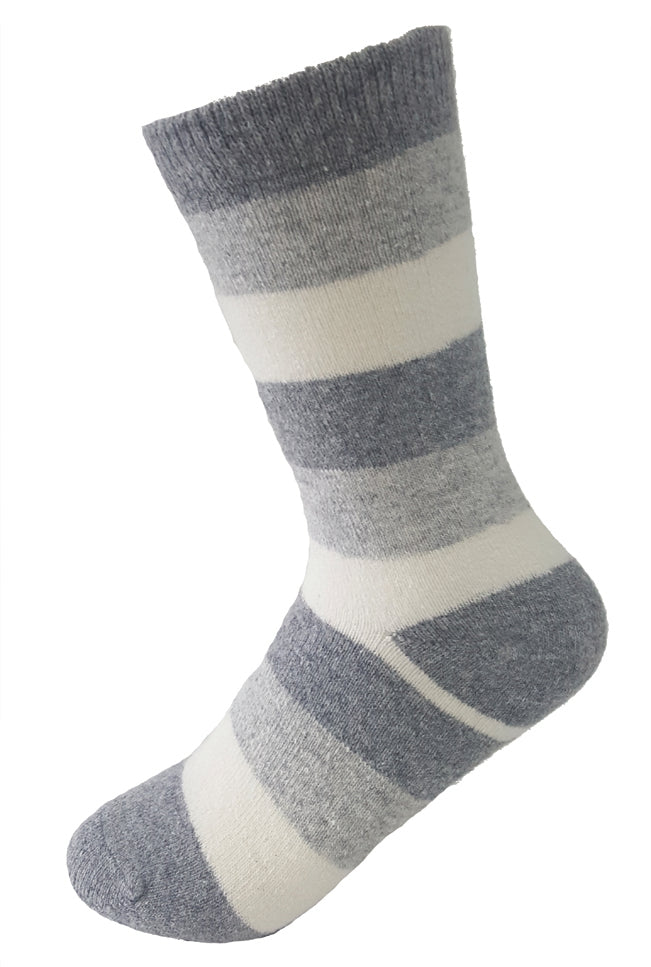 Ladies' Everyday Diabetic Friendly [Wool] SOX&LOX 100% comfortable best socks