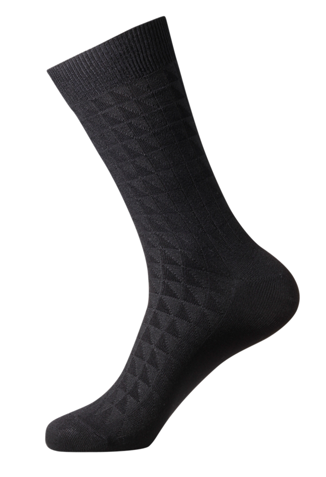 Men's Bamboo Business socks. Anti-bacterial, odour prevent, Moisture absorbing, soft touch.