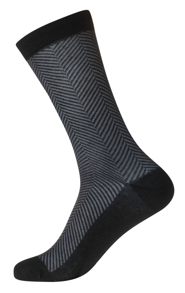 Men's Fine Business [Seamless Toe] SOX&LOX 100% comfortable best socks