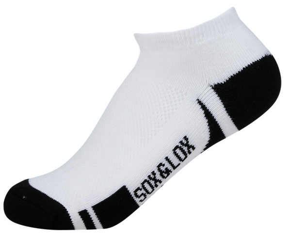 Ladies' Sports Cushioned Low Cut SOX&LOX 100% comfortable best socks