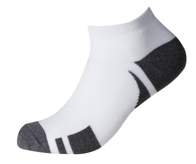 Men's Sports Cushioned Low Cut [Ventilation Panel] SOX&LOX 100% comfortable best socks
