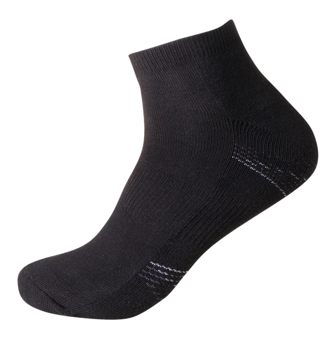 Men's Sports Cushioned Low Cut [Arch Support] SOX&LOX 100% comfortable best socks