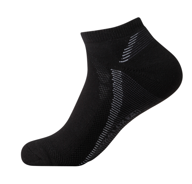 Men's Sports Cushioned Low Cut SOX&LOX 100% comfortable best socks