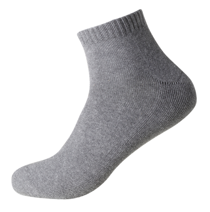 Men's Sports Cushioned Anklet [Extra Large] SOX&LOX 100% comfortable best socks