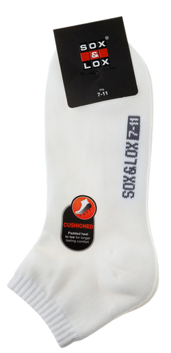 Men's Sports Cushioned Anklet SOX&LOX 100% comfortable best socks