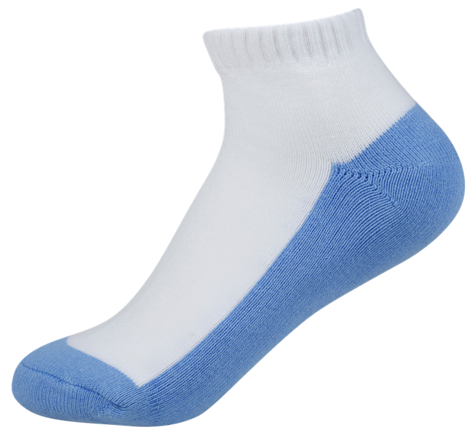 Ladies' Sports Cushioned Anklet SOX&LOX 100% comfortable best socks