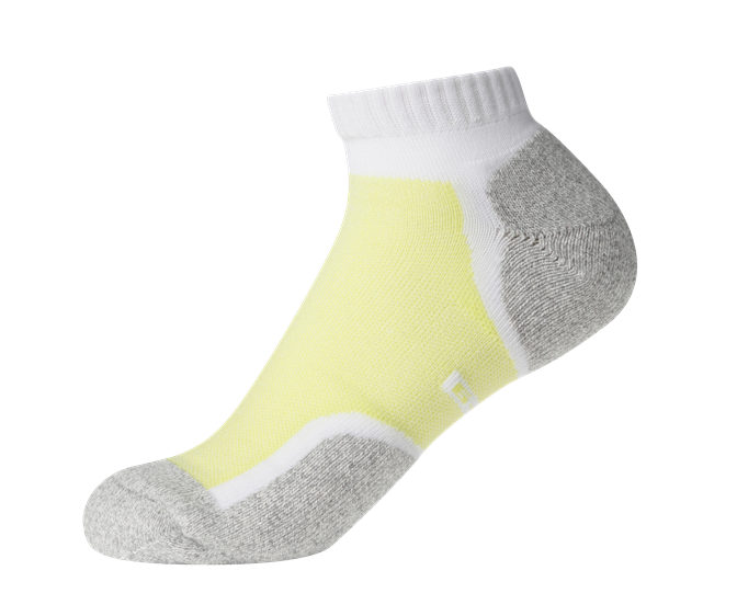 Ladies' Sports Cushioned Anklet [Ventilation Panel] SOX&LOX 100% comfortable best socks