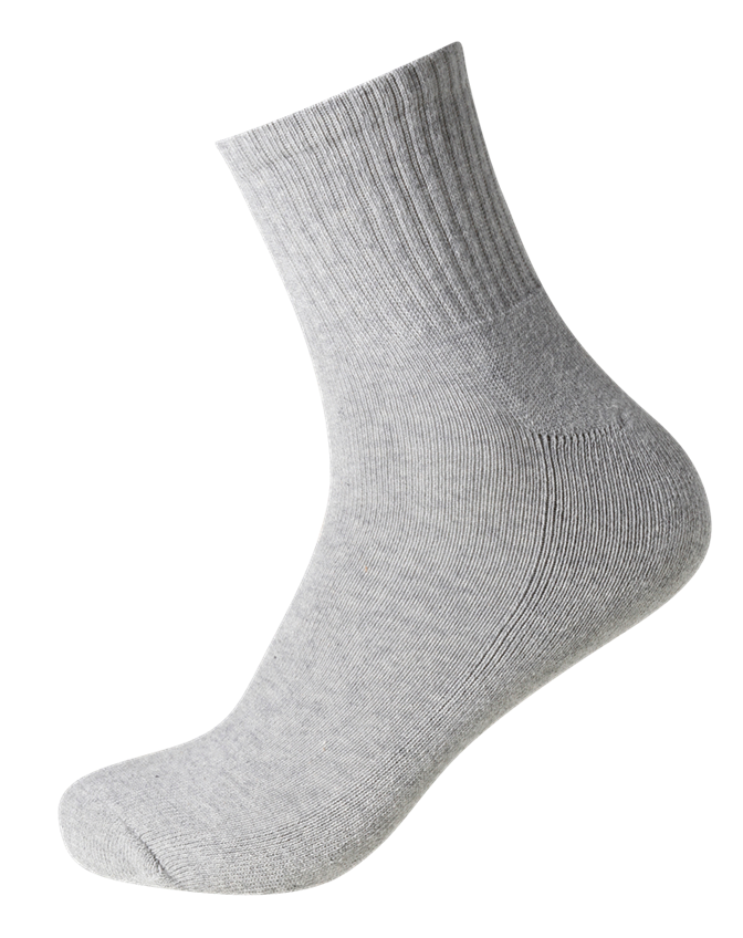 Men's Sports Cushioned Midi [Extra Large] SOX&LOX 100% comfortable best socks