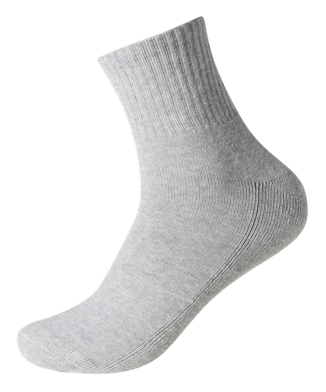 Men's Sports Cushioned Midi SOX&LOX 100% comfortable best socks