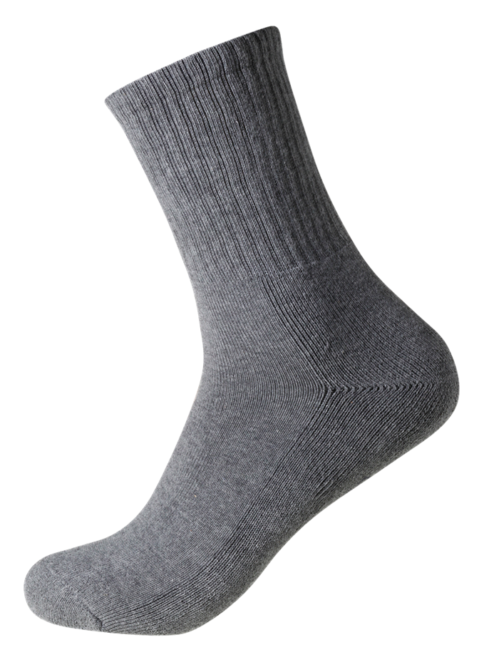 Ladies' Sports Cushioned Long SOX&LOX 100% comfortable best socks