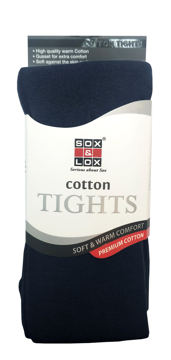 Children's Cotton Tights (10-12Y)