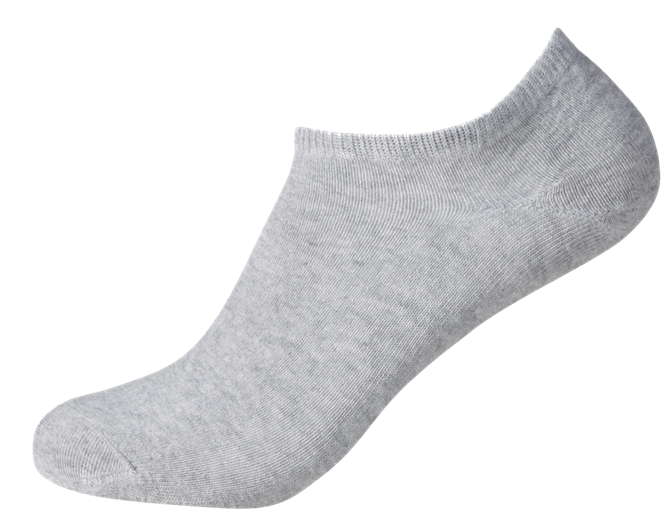 Ladies' Casual Thin Low Cut [3D Non-Slip Heel] SOX&LOX 100% comfortable best socks