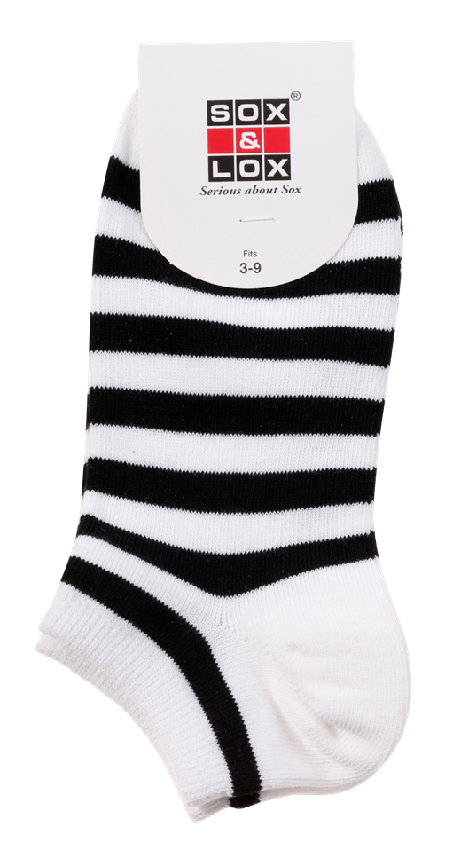 Ladies' Casual Thin Low Cut SOX&LOX 100% comfortable best socks