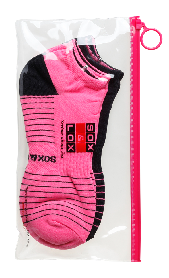 Ladies Quick Dry & Cool Low Cut [2 Pack] SOX&LOX 100% comfortable best socks