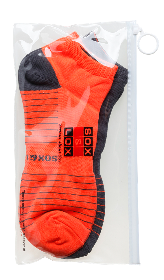 Men's Quick Dry & Cool Low Cut [2 Pack] SOX&LOX 100% comfortable best socks