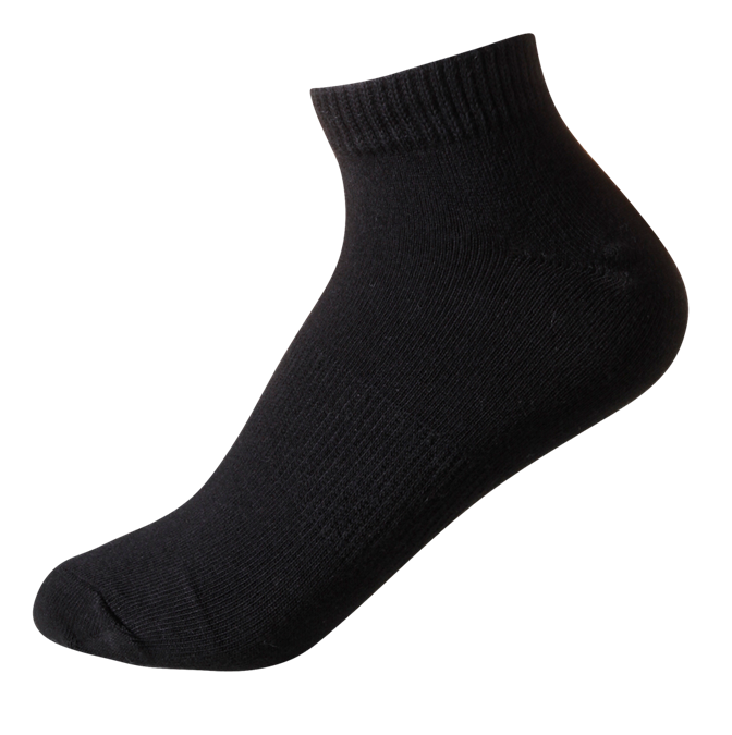 Ladies' Casual Thin Anklet [Arch Supoort] SOX&LOX 100% comfortable best socks
