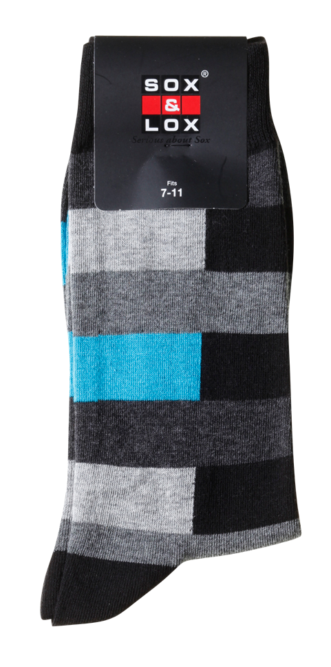 Men's Casual Long SOX&LOX 100% comfortable best socks