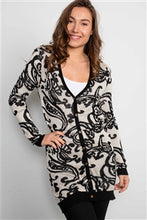 Load image into Gallery viewer, PAISLEY CARDIGAN