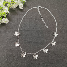 Load image into Gallery viewer, JCYMONG Bohemian Cute Butterfly Choker Necklace For Women Gold Silver Color Clavicle Chain 2020 Fashion Female Chocker Jewelry