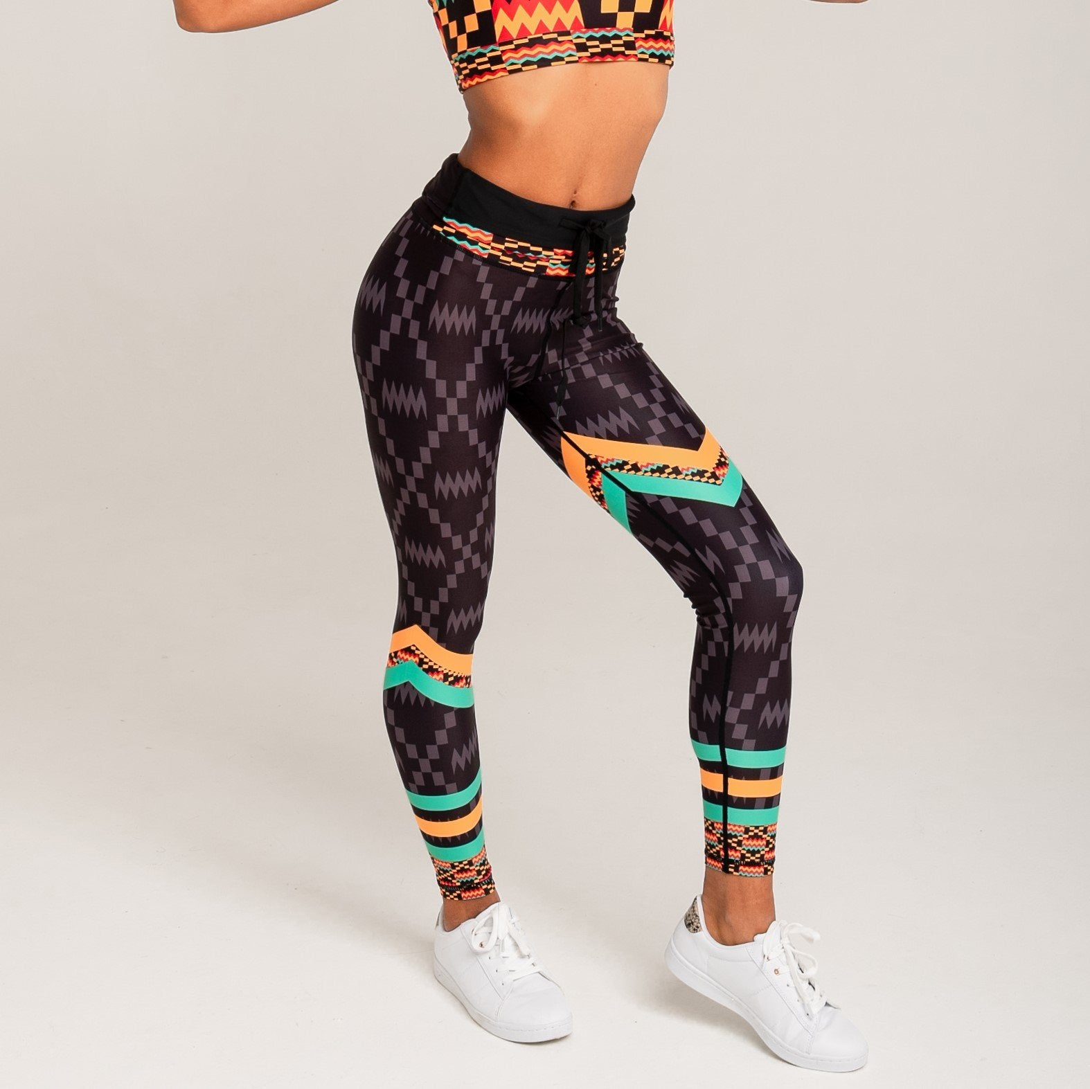 Kayentee Splash Leggings