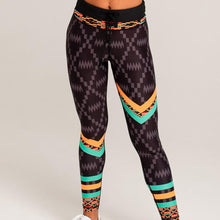 Load image into Gallery viewer, Kayentee Splash Leggings