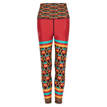 Load image into Gallery viewer, Kayentee Funky Leggings