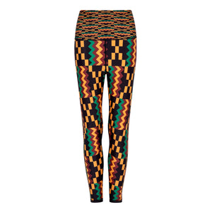 Kayentee Vibrant Leggings