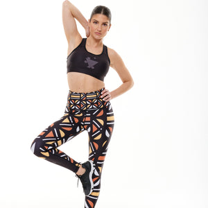 Batiq Vibrant Leggings