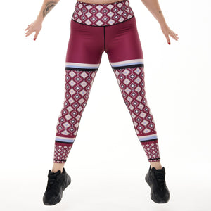 Go West Funky Leggings