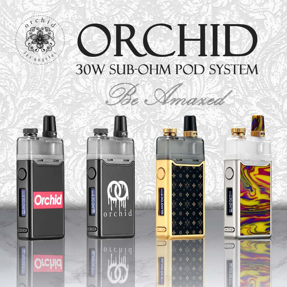 Orchid - Vape by the Sea