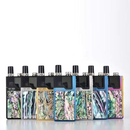 Lost Vape Orion Q Mod Only