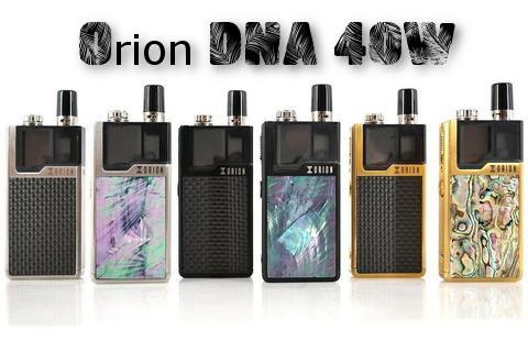 Lost Vape Orion DNA Go 40W Mod Only - Vape by the Sea