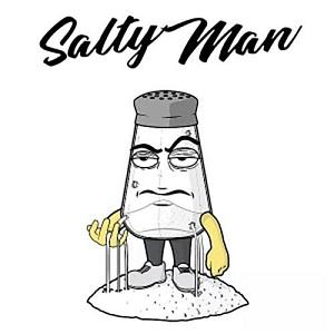 Salty Man - Vape by the Sea