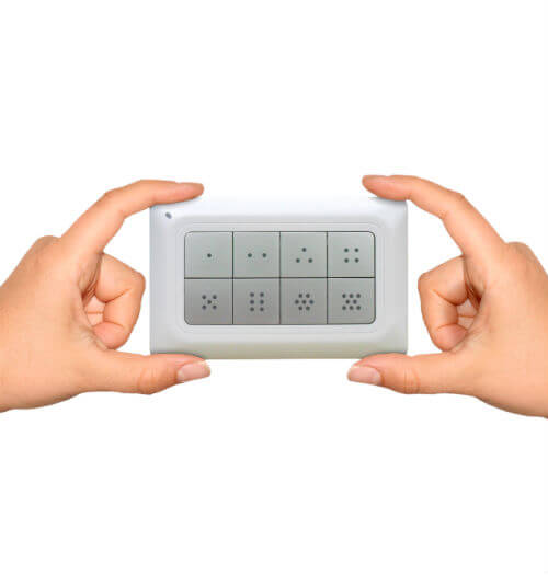 Remotec Z-Wave Plus Scene Master Controller For Smart Home Automation