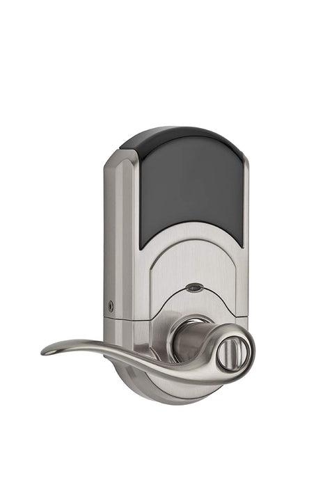 Z-Wave Smartcode Lever Lock - Satin Nickel - 99120-037