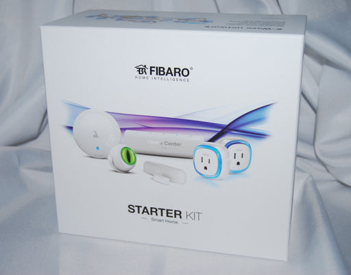 Complete Fibaro Smart Home Security Starter Kit