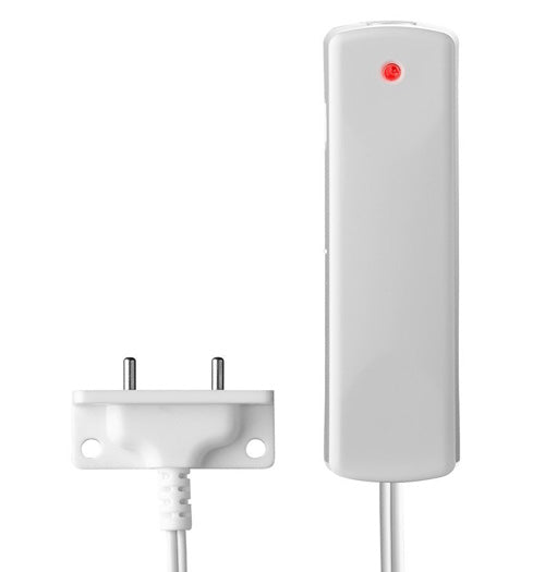ECOLINK Flood & Freeze Sensor with Probe, Zwave Plus - FLF-ZWAVE5-ECO