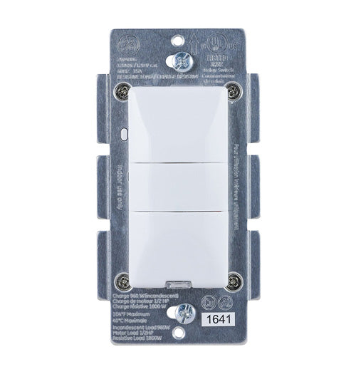 JASCO Z-Wave Plus In-Wall Smart Motion ON OFF Switch - 24770