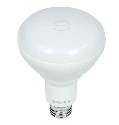 GoControl Z-Wave Plus Dimmable LED Indoor Flood Light Bulb - LBR30Z-1