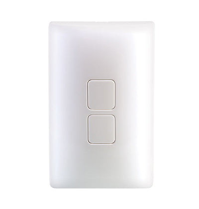 GoControl Z-Wave Scene-Controller Wall Switch - 0WA00Z-1