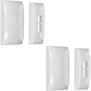 GoControl Z-Wave Plus Scene-Controller Wall Switch - 2 PACK- 0WA00Z-2