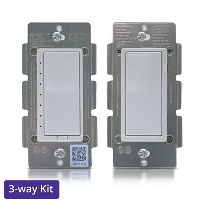ZLINK Products 3-way Dimmer Kit - KITZL-WD-WA-100