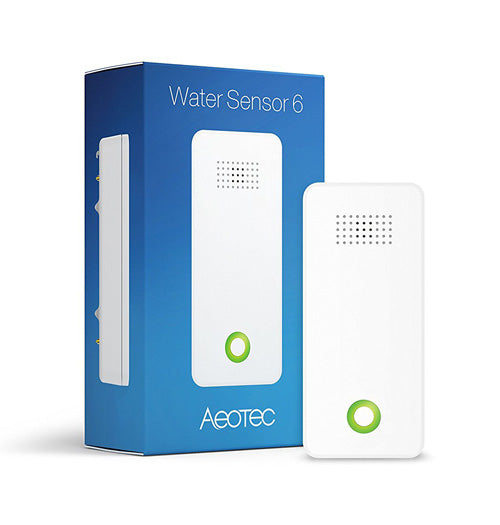 Aeon Labs Z-Wave Plus Flood And Water Sensor - ZW122