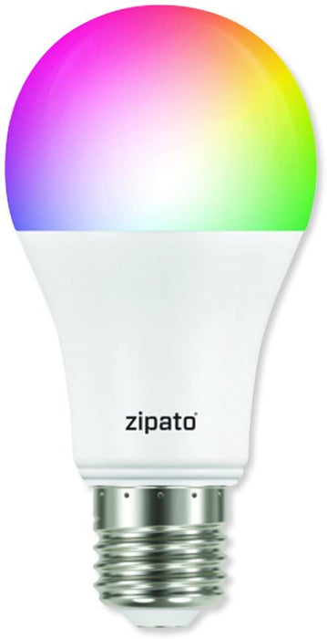 Zipato Bulb 2 Z-Wave Plus RGBW LED Indoor Light Bulb - rgbw2.us
