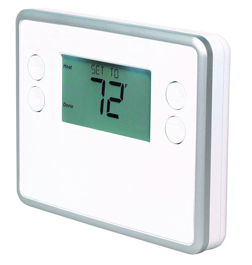 GoControl Battery-Powered Z-Wave Plus Thermostat - GC-TBZ48