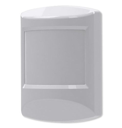 Z-wave Plus Easy Install with PET Immunity Motion Detector, White - PIRZWAVE2.5-ECO