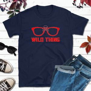 Wild Thing Shirt, Indians T-Shirt, Cleveland Baseball Shirt
