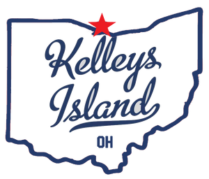 Kelley's Island Ohio Shirt, Great Lakes Shirt, Vacation Shirt