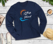 Load image into Gallery viewer, Marblehead Ohio, Long Sleeve Shirt, Marblehead Wave T-Shirt