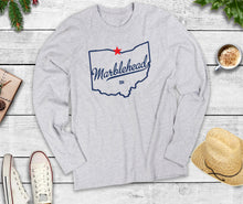 Load image into Gallery viewer, Marblehead Ohio, Long Sleeve Shirt, Marblehead Ohio T-Shirt